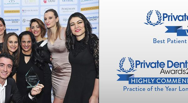 Award for Best Patient Care – London