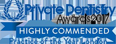 Private Dentistry Awards 2017