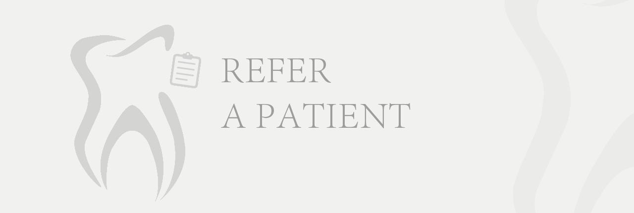 Refer a patient