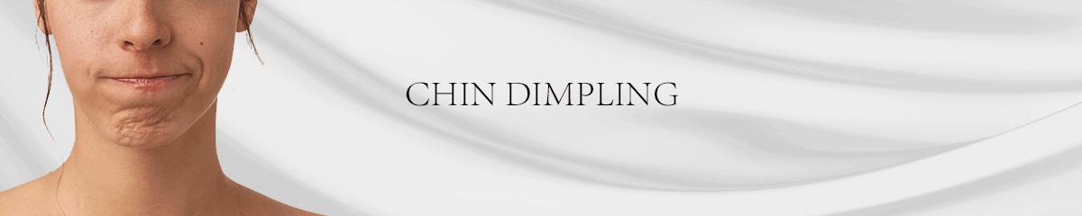 Chin-Dimpling